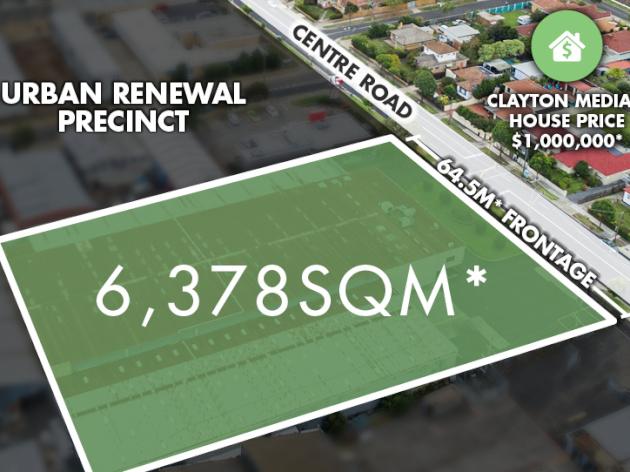 1380-1388 Centre Road, Clayton South, Melbourne