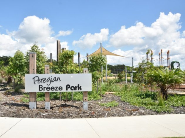 Peregian Breeze development