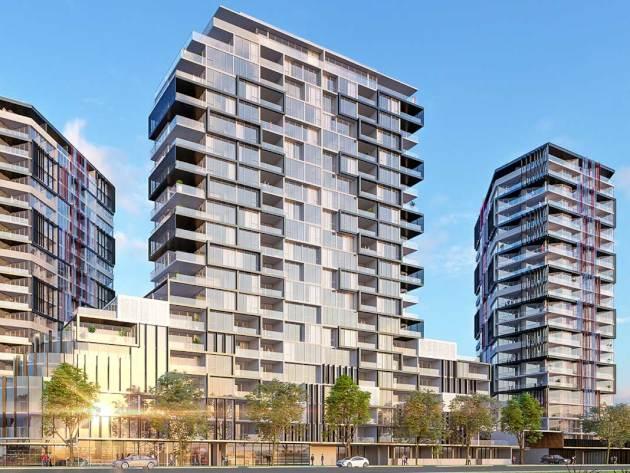 Prime at Macquarie Park development