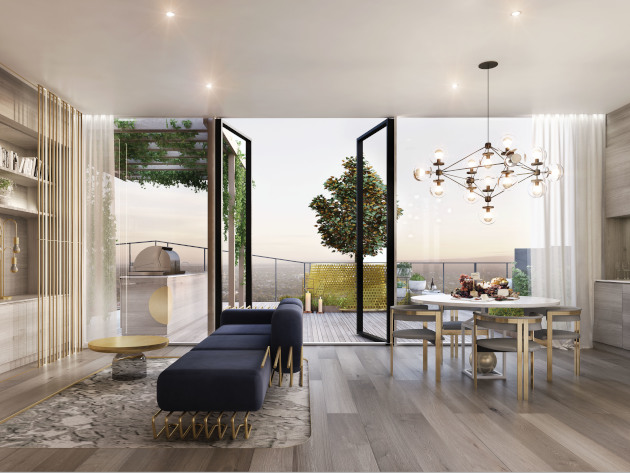 Premium apartments will be Adelaide's highest residences