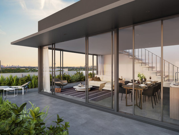 Accessibility key in new Sydney development