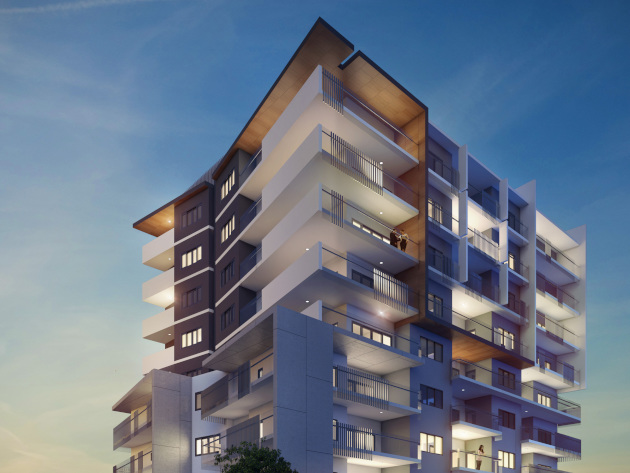 Woodstore development Chermside